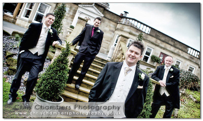 . Wedding photography from Chris Chambers Wakefield wedding photographer
