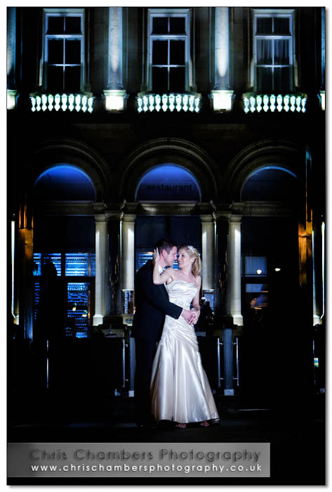 Chris Chambers Leeds wedding photography