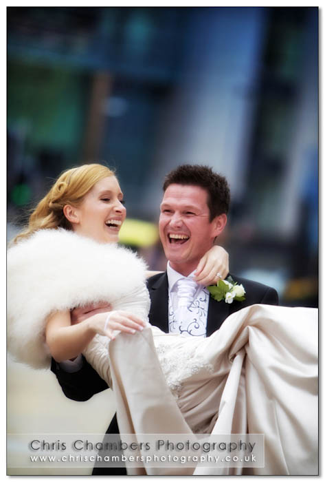 Leeds wedding photographer Chris Chambers